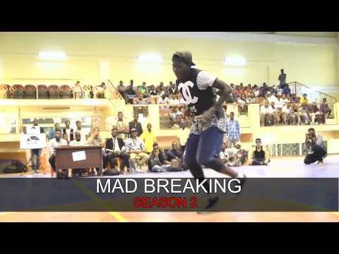 Mad Breaking Sudan - BBOYS BATTLE 2 VS 2...