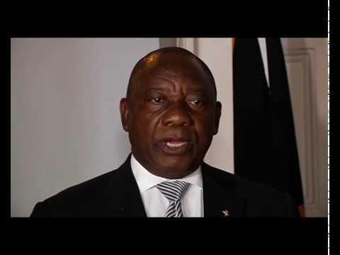 President Cyril Ramaphosa's working visit to the Republic of Zimbabwe