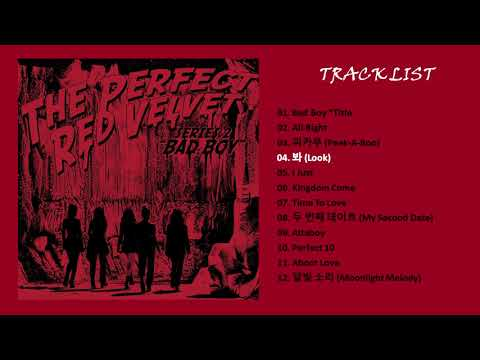 Red Velvet – The Perfect Red Velvet  [FULL ALBUM]