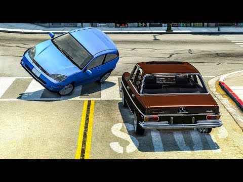 WILL IT STILL DRIVE? #37  BeamNG Drive Crashes