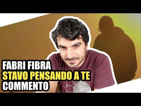 Stavo pensando a te, Fabri Fibra - Commento