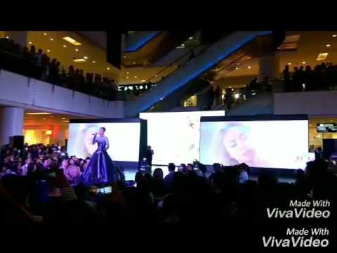 Agnes Mo Sebuah rasa Live In Grand Indonesia