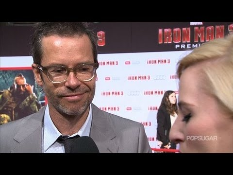 Guy Pearce Shares His Wife's Reaction to His Nerdy Iron Man 3 Transformation