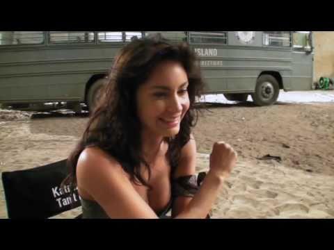 Death Race 2 – Podcast: Tanit Phoenix – Own it on Blu-ray & DVD 1/18
