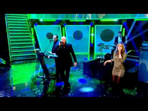 Heaven 17 Temptation + Billie Godfrey LIVE 2010