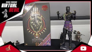 HOT TOYS - T'CHAKA - MMS 487 - BLACK PANTHER - REVIEW FRANCAISE