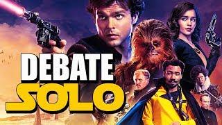 HAN SOLO - DEBATE - CRÍTICA - REVIEW - OPINIÓN - A Star Wars Story - Ron Howard - Alden Ehrenreich