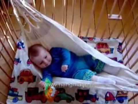 Hangmat In Box.Babyhangmat In De Box