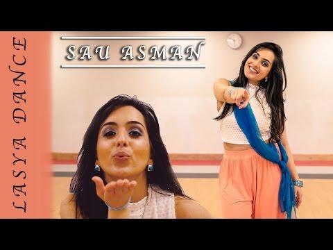 SAU AASMAAN | EASY BOLLYWOOD BRIDAL DANCE | DJ Aqeel | Sidharth Malhotra & Katrina Kaif