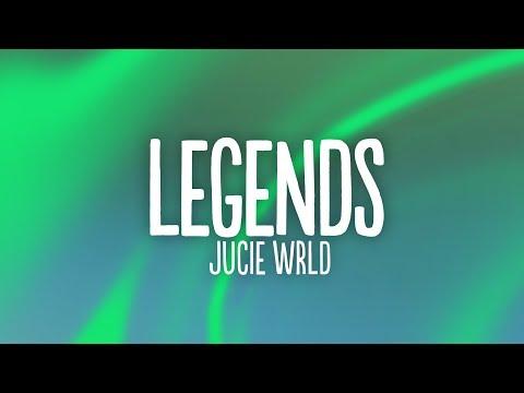 Juice WRLD - Legends (Lyrics)