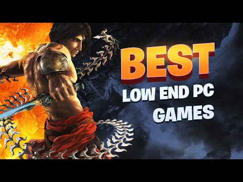 TOP 100 Games For Low END PC (64 MB / 128 MB / 256 MB VRAM)