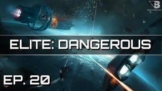 High Tech Shopping Spree! - Ep. 20 - Elite: Dangerous - Let