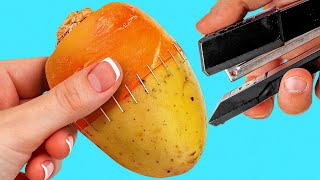 35 WILD KITCHEN LIFE HACKS THAT COULD BLOW YOUR IMAGINATION