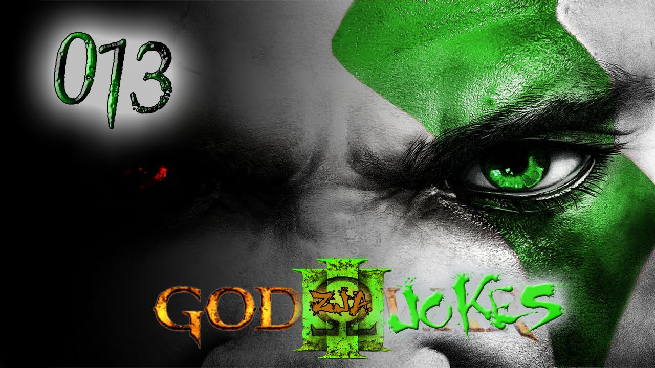 Lets Play God Of War 3 13 Kratos Vs Aphrodite