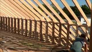 Building Attic Knee Walls - 2x6 - Fire Rebuild