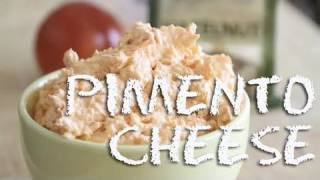 What is and how to make Pimento Cheese?