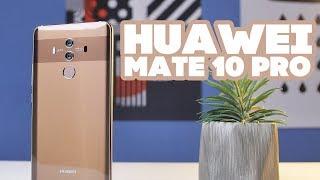 Huawei Mate 10 Pro. Меня понесло...