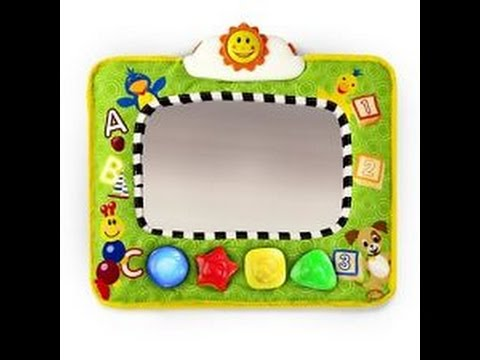 Yaay!! Baby Einstein Music And Discovery Travel Mirror