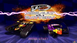 (PSX) Tyco RC Assault With A Battery (SLUS-01074) GamePlay PSXPLANET.RU