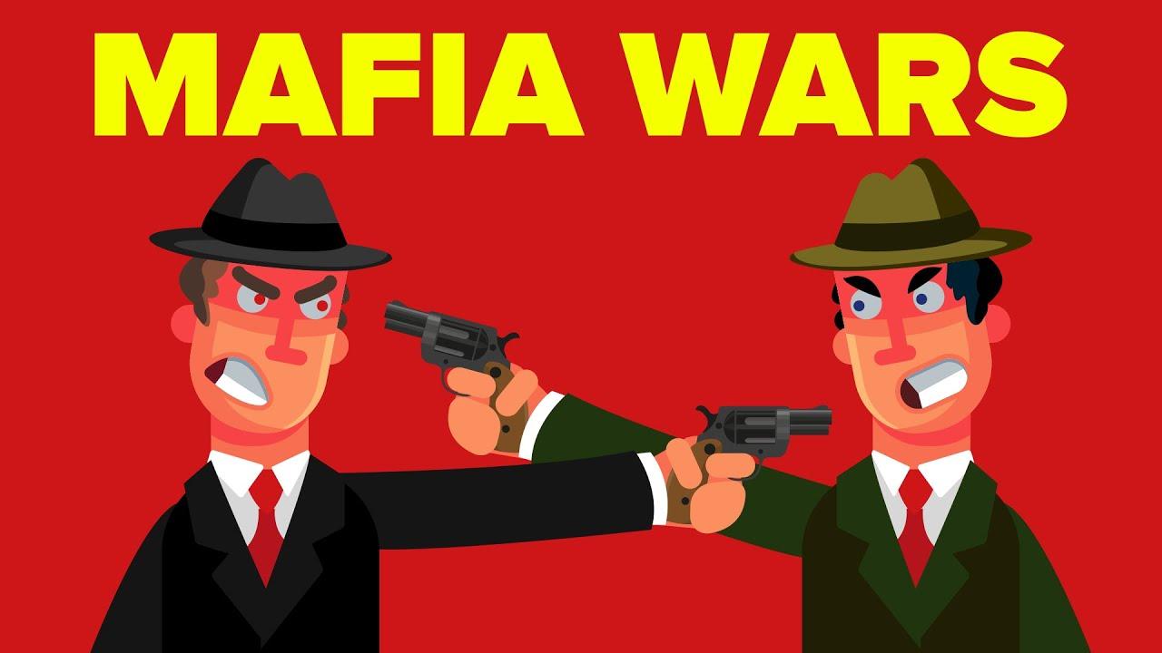Download The Power Struggle For Mafia Control - The Castellammarese New York Mafia War