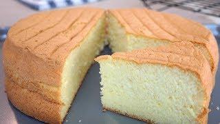 [헬렌베이킹] 비단결 스폰지케이크, 부드러움과 촉촉함은 최상인 제누와즈만들기! The Softest and Most Moist Sponge Cake, Cake Sheet