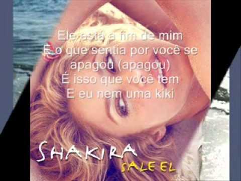 Shakira louca louca legendas br