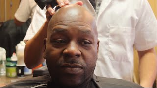 Best Bald Head Shave | Bald Eagle Shaver