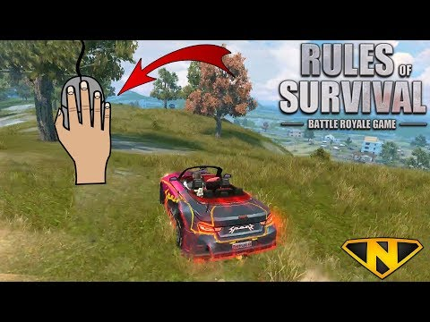 The Hand Cam! (Rules of Survival: Battle Royale #73)