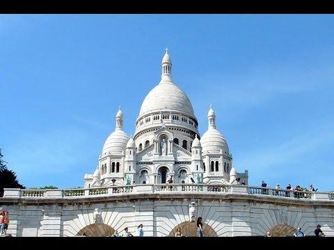 Basilique du Sacré Cœur de Montmartre Paris Arrondissement  18e