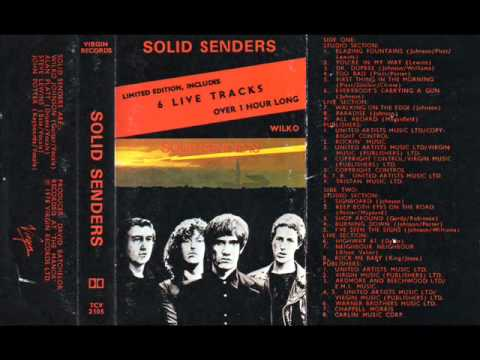 All Aboard - Solid Senders Featuring John Potter On Vocals And Piano