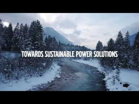 Volvo Penta Industrial -  The heart that never stops