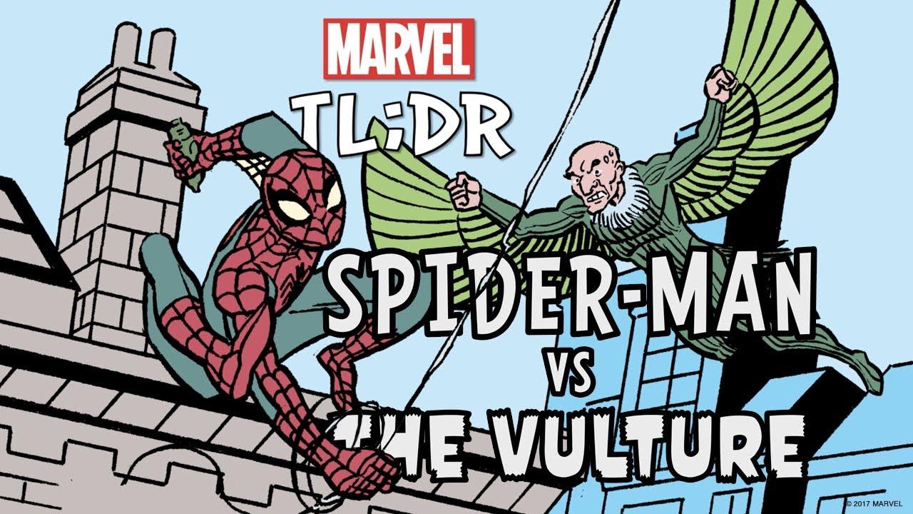 Download Spider-Man vs. The Vulture in 2 Minutes- Marvel TL;DR