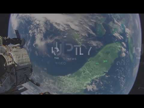 360° video shows very first panoramic spacewalk
