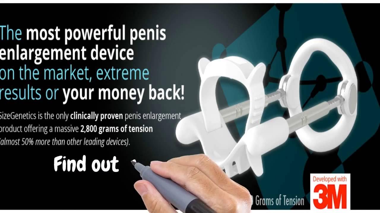 How to use sizegenetics penile extender device