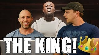 STORMZY - CROWN (OFFICIAL PERFORMANCE VIDEO) REACTION!! THE KING IS HERE!