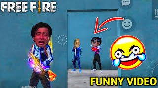 TRY NOT TO LAUGH CHALLENGE - FREE FIRE