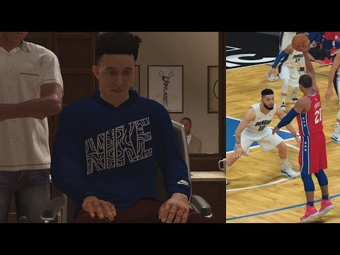 NBA 2K19 My Career EP 21 - Shoe Deal! 66 Points Triple Double!