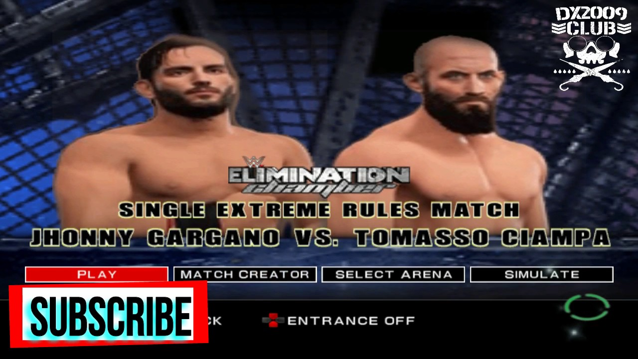 WWE 2K17 PS2 By Zaiko ISO Released + Download Link