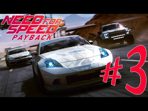 Need For Speed Payback - Parte 3: Drags e Drifts!!! [ PS4 Pro - Playthrough ]