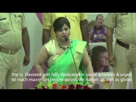 President's Speech Grameen Sneh Foundation
