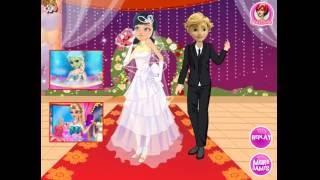 Miraculous Ladybug Perfect Bride (Леди Баг и Супер Кот свадьба) - прохождение игры(Прохождение игры (walkthrough game). Игра