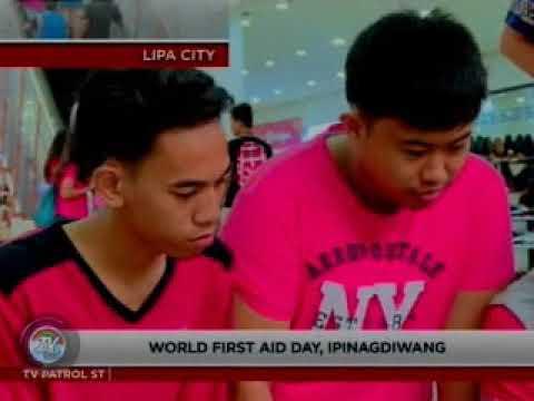 TV Patrol Southern Tagalog - Sep 12, 2017