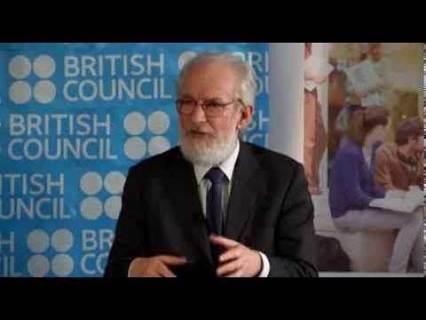 David Crystal - The Effect of New Technologies on English