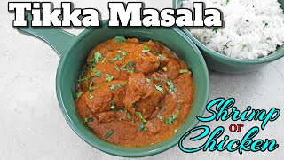 The BEST Chicken Tikka Masala - PoorMansGourmet