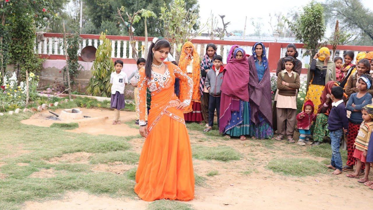 इस लड़की ने किया होली के गाने पर गांव वालों के सामने धमाकेदार डांस || होली धमाका || Part 2