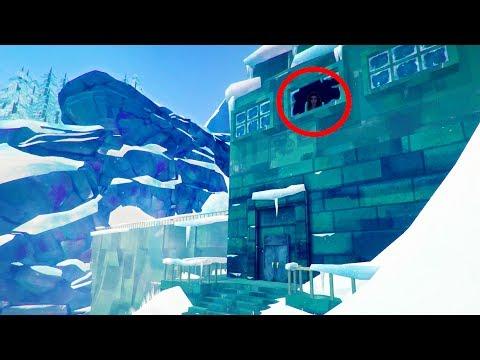 SURVIVOR SEEKS SHELTER IN HAUNTED DAM - The Long Dark Interloper Faithful Cartographer Gameplay Ep 3
