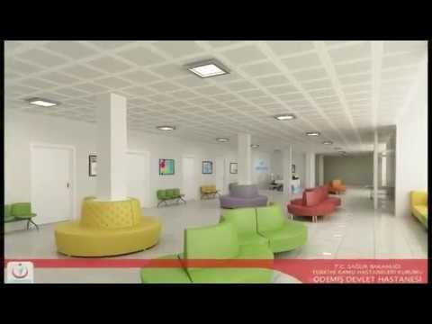 Yeni Ödemiş Devlet Hastanesi Tanıtımı