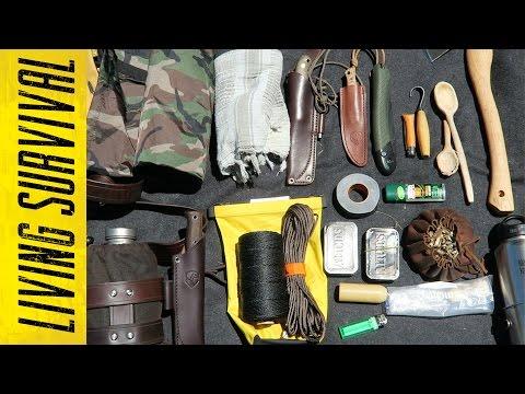Hidden Woodsmen, Frost River, Deer Creek Bushcraft Kit