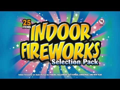 Indoor Fireworks from Tobar