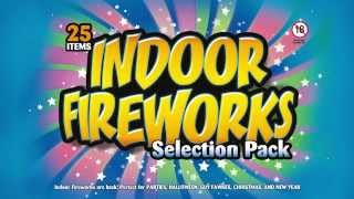 Indoor Fireworks from Tobar